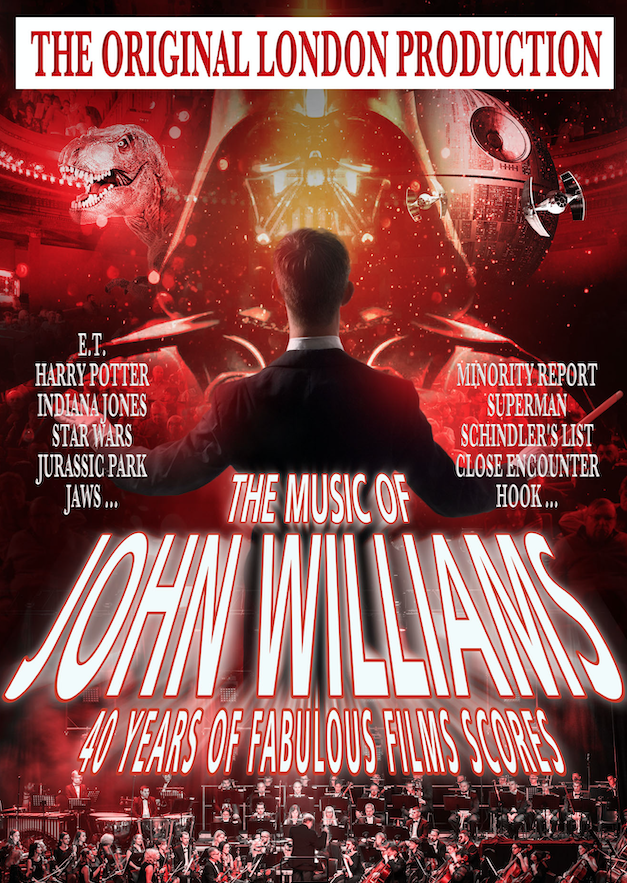 Afiliatys | Events | The Music of John Williams - 40 years